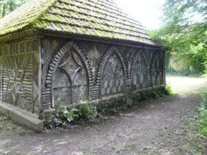 Chateau Sully washhouse