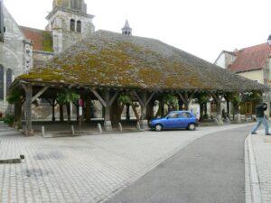 Les Halles Nolay